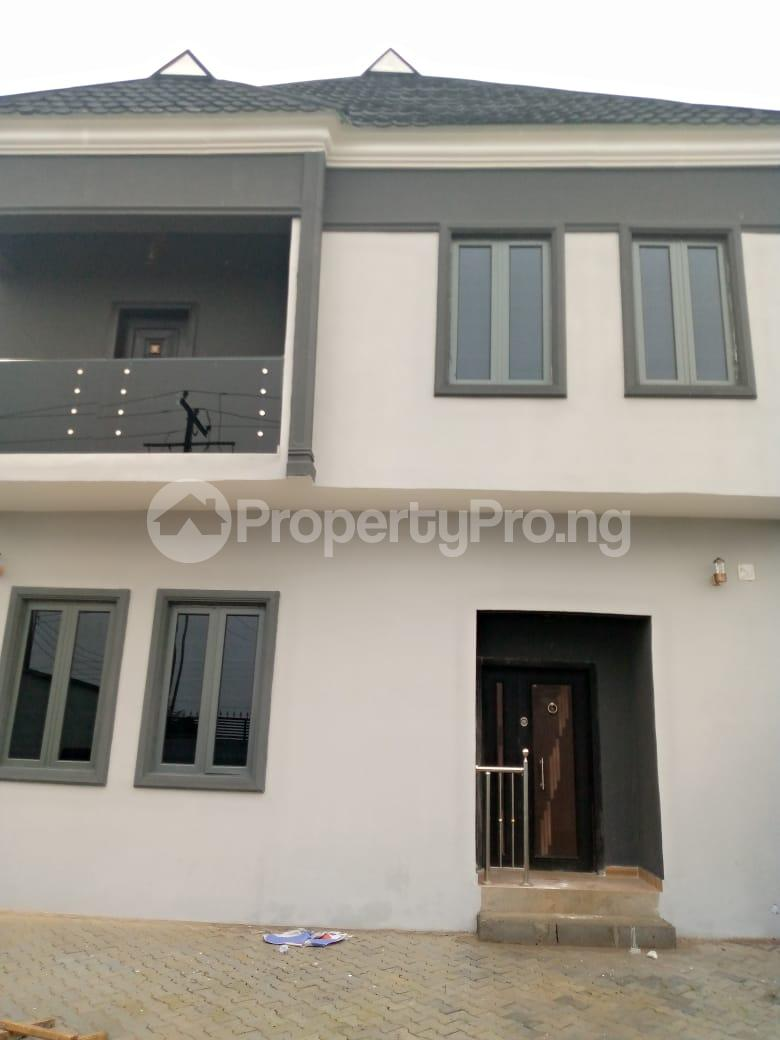4 bedroom Detached Duplex for sale Extension Gowon Estate Ipaja Lagos - 4