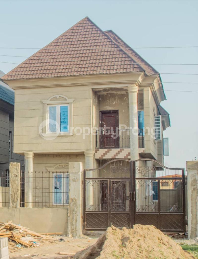 4 bedroom Detached Duplex for sale Gowon Estate Ipaja Lagos - 2