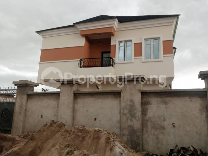 4 bedroom Detached Duplex House for sale Allen Avenue Allen Avenue Ikeja Lagos - 0