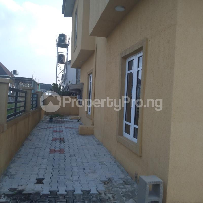 4 bedroom Detached Duplex for rent Ablag Road, Off Monastery Road, Behind Shoprite Ajah Lagos - 23