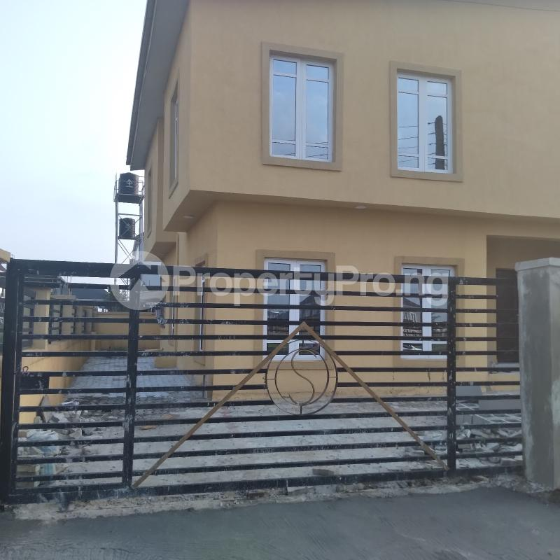 4 bedroom Detached Duplex for rent Ablag Road, Off Monastery Road, Behind Shoprite Ajah Lagos - 1