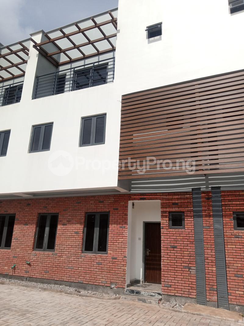 4 bedroom Terraced Duplex House for sale Idu by jabi Idu Abuja - 4