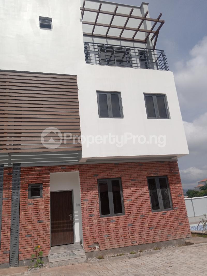 4 bedroom Terraced Duplex House for sale Idu by jabi Idu Abuja - 1