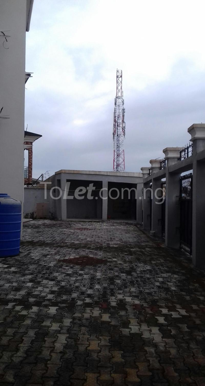 4 bedroom Flat / Apartment for rent Sangotedo Sangotedo Lagos - 8