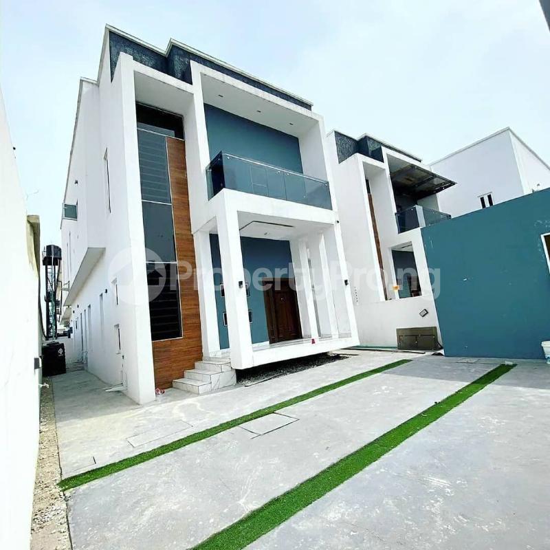 4 bedroom Detached Duplex House for sale Agungi Lekki Lagos - 0
