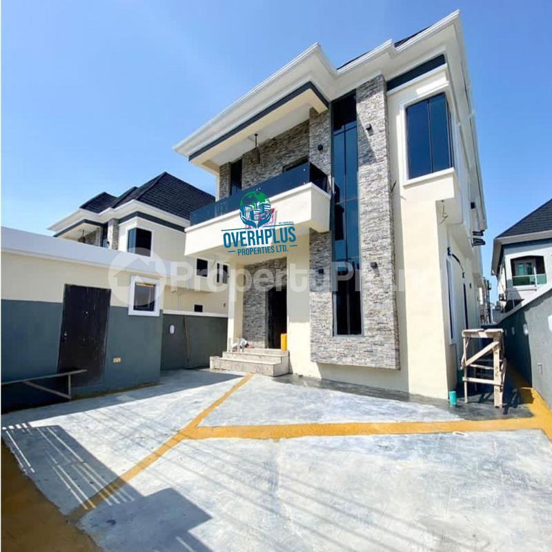 4 bedroom Detached Duplex for sale Ikota Estate Ikota Lekki Lagos - 10