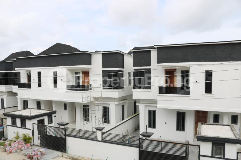 4 bedroom Semi Detached Duplex House for sale Chevron Lekki Phase 2 Lekki Lagos - 1