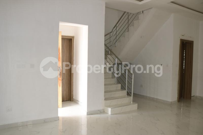 4 bedroom Semi Detached Duplex House for sale Chevron Lekki Phase 2 Lekki Lagos - 8
