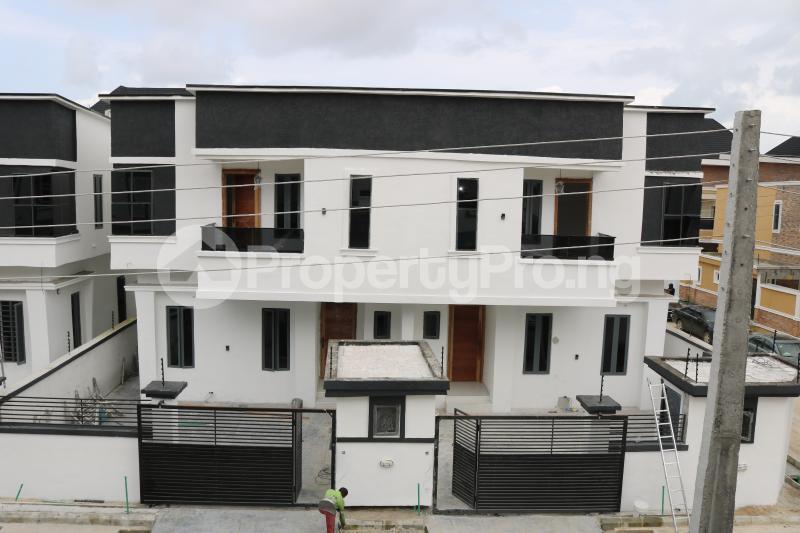 4 bedroom Semi Detached Duplex House for sale Chevron Lekki Phase 2 Lekki Lagos - 0