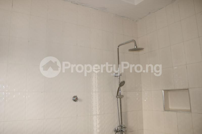 4 bedroom Semi Detached Duplex House for sale Chevron Lekki Phase 2 Lekki Lagos - 23