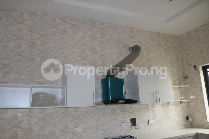 4 bedroom Semi Detached Duplex House for sale Chevron Lekki Phase 2 Lekki Lagos - 10