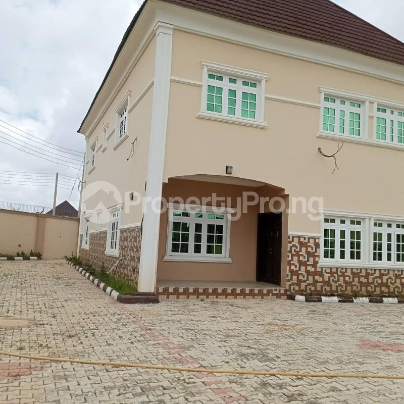 4 bedroom Semi Detached Duplex House for rent Copa cabana Wumba Abuja - 0