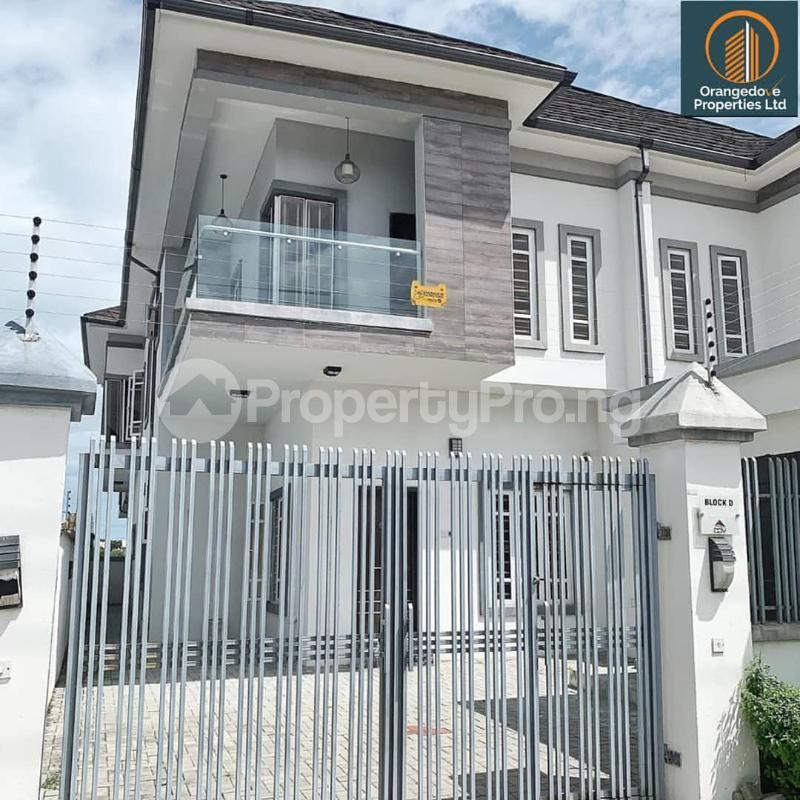 4 bedroom Semi Detached Duplex House for sale Jakande Lekki Lagos - 2