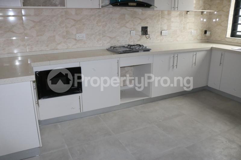 4 bedroom Semi Detached Duplex House for sale Chevron Lekki Phase 2 Lekki Lagos - 9