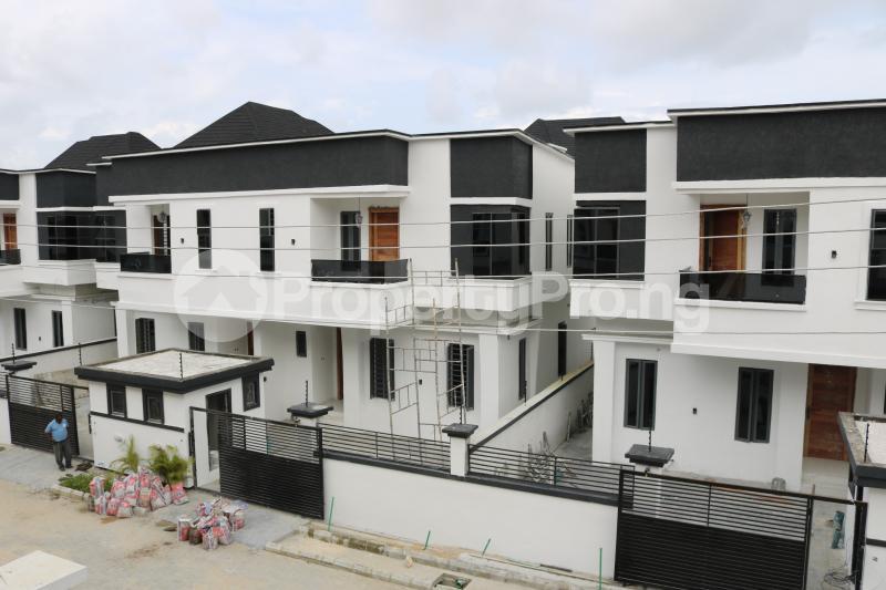 4 bedroom Semi Detached Duplex House for sale Chevron Lekki Phase 2 Lekki Lagos - 2