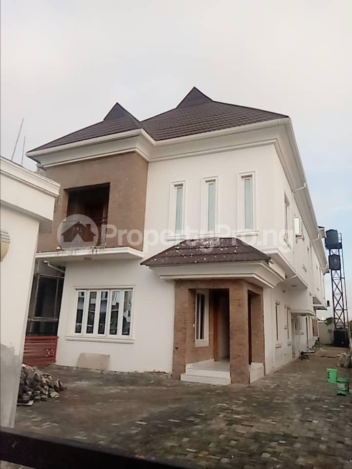 4 bedroom Detached Duplex for rent Victory Park Estate Osapa london Lekki Lagos - 1