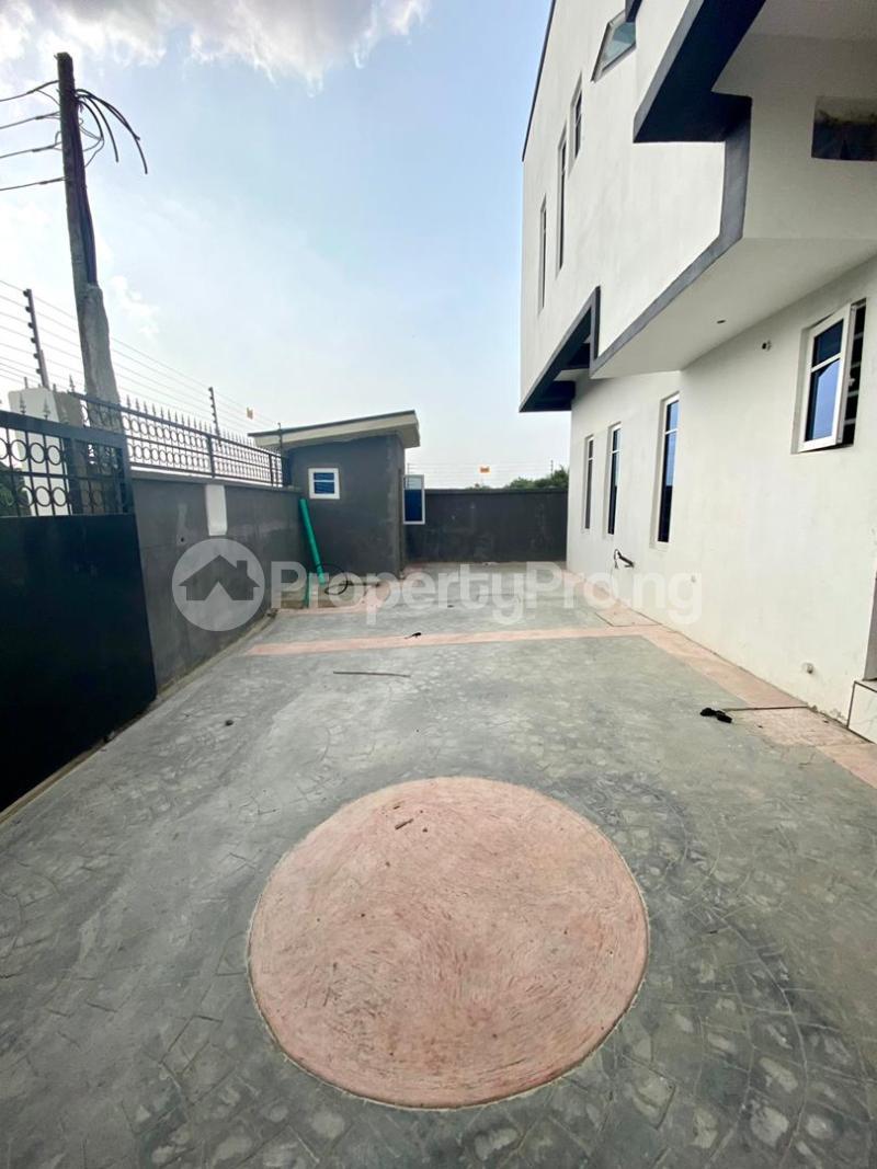 4 bedroom Semi Detached Duplex House for sale Ilaje Ajah Lagos - 1