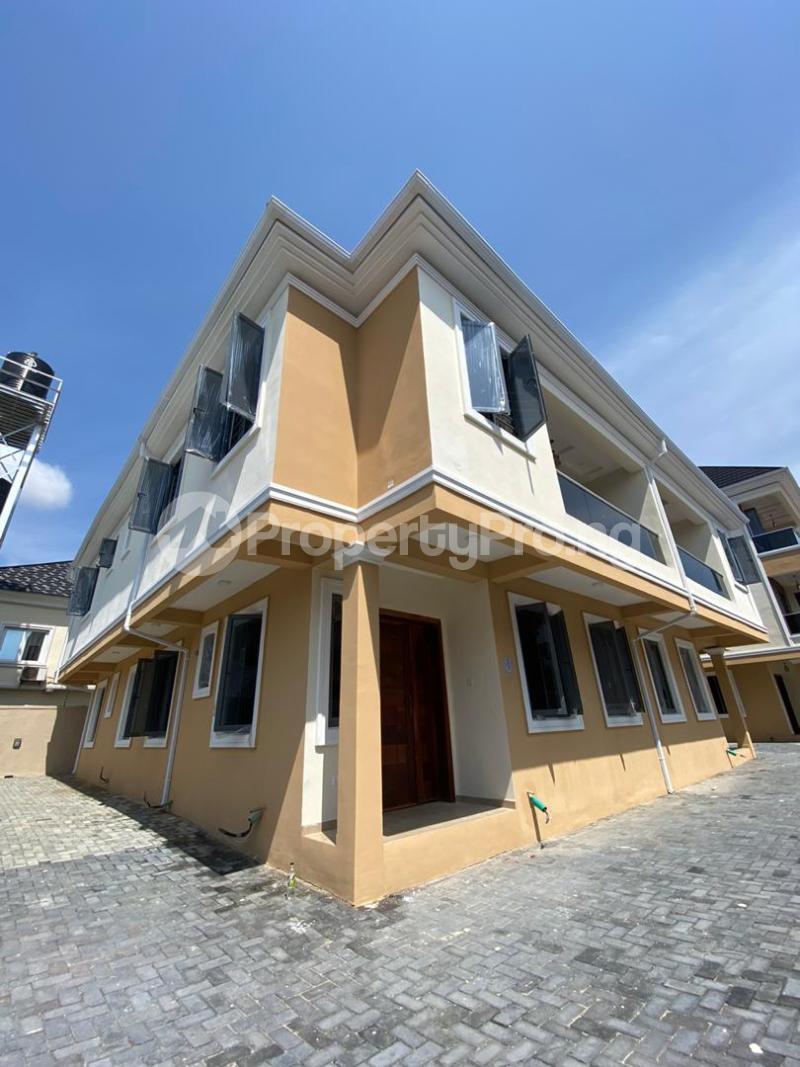 4 bedroom Semi Detached Duplex House for sale Jakande Lekki Lagos - 0