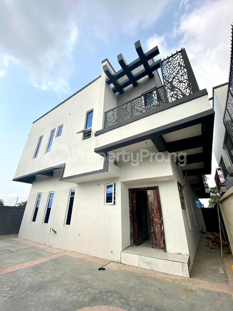 4 bedroom Semi Detached Duplex House for sale Ilaje Ajah Lagos - 0