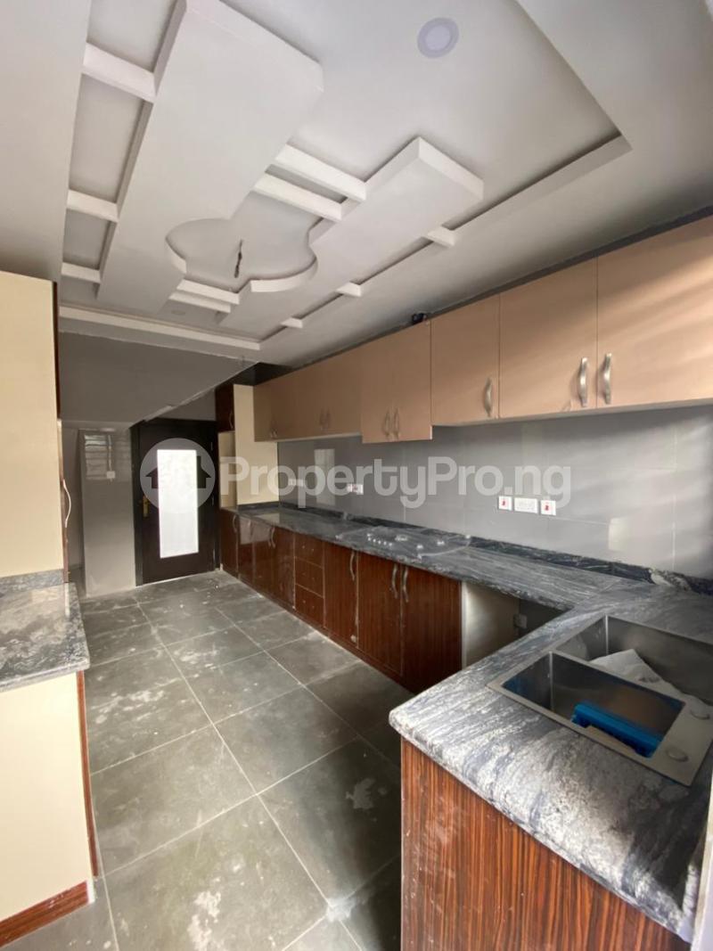 4 bedroom Semi Detached Duplex House for sale Jakande Lekki Lagos - 4
