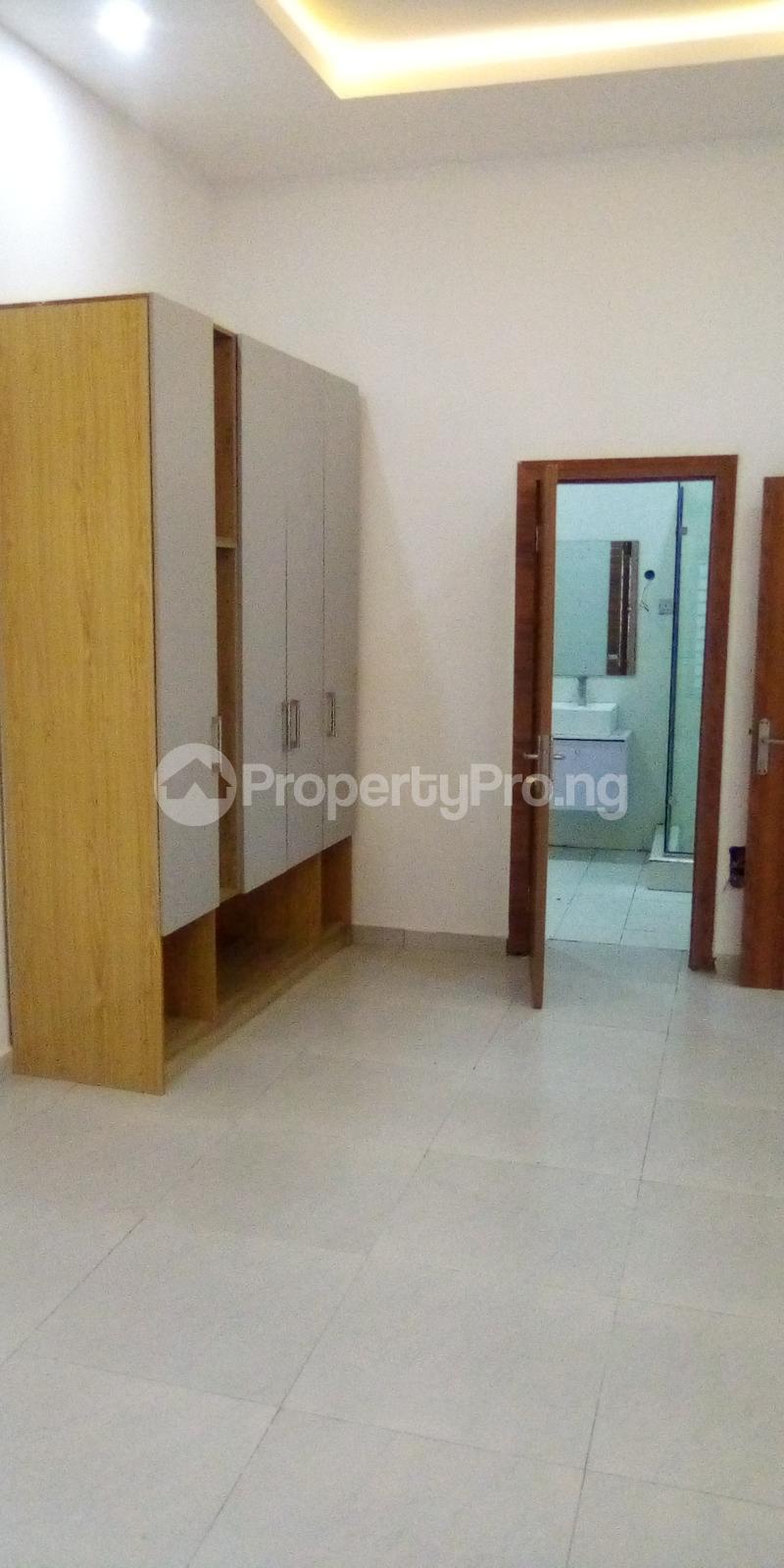 4 bedroom Terraced Duplex for rent Agungi Estate Agungi Lekki Lagos - 6