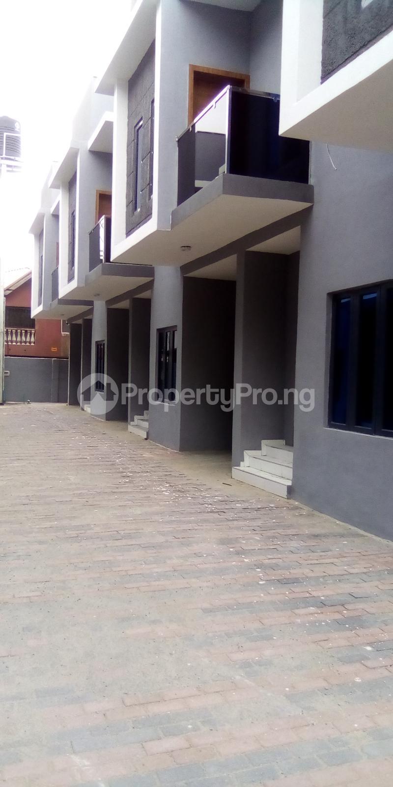 4 bedroom Terraced Duplex for rent Agungi Estate Agungi Lekki Lagos - 0