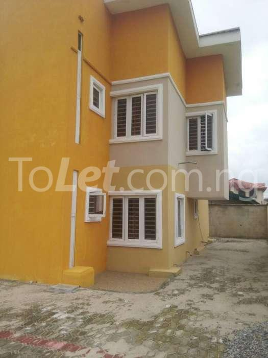 4 bedroom House for sale pack view estate  Ago palace Okota Lagos - 7