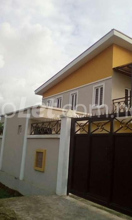 4 bedroom House for sale pack view estate  Ago palace Okota Lagos - 0