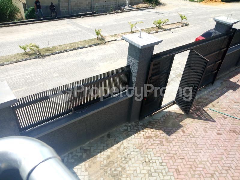 4 bedroom Terraced Duplex for rent Lekki Palm City Estate Ado Ajah Lagos - 17