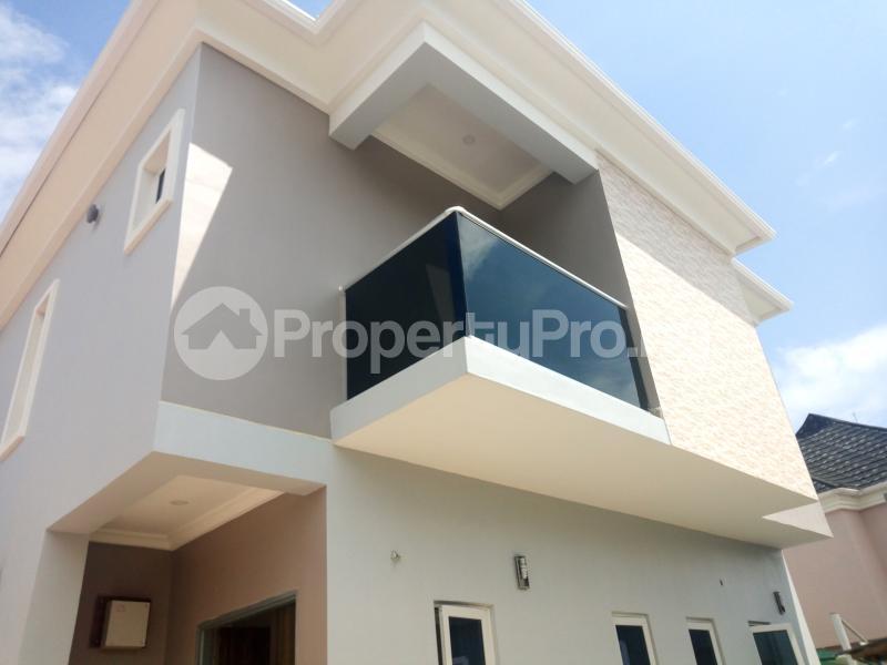 4 bedroom Terraced Duplex for rent Lekki Palm City Estate Ado Ajah Lagos - 1