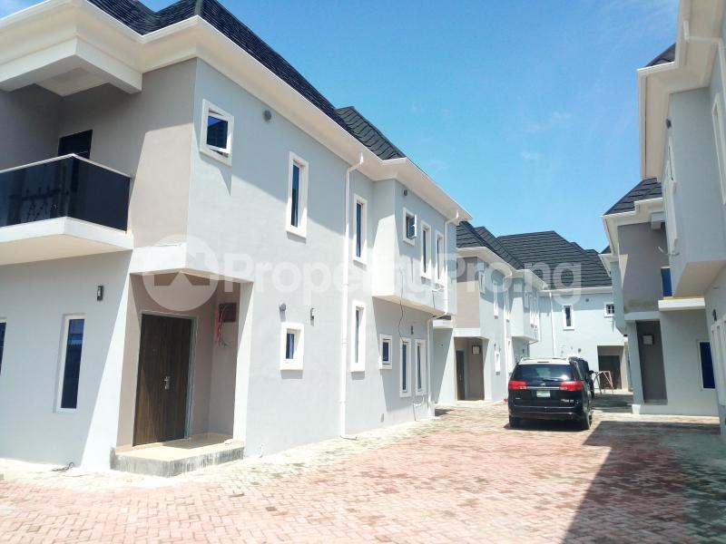 4 bedroom Terraced Duplex for rent Lekki Palm City Estate Ado Ajah Lagos - 0