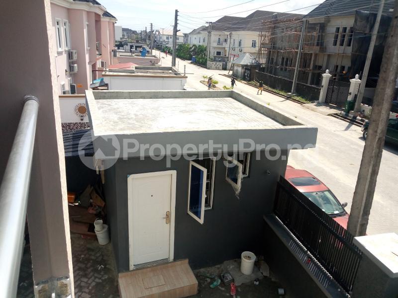 4 bedroom Terraced Duplex for rent Lekki Palm City Estate Ado Ajah Lagos - 18