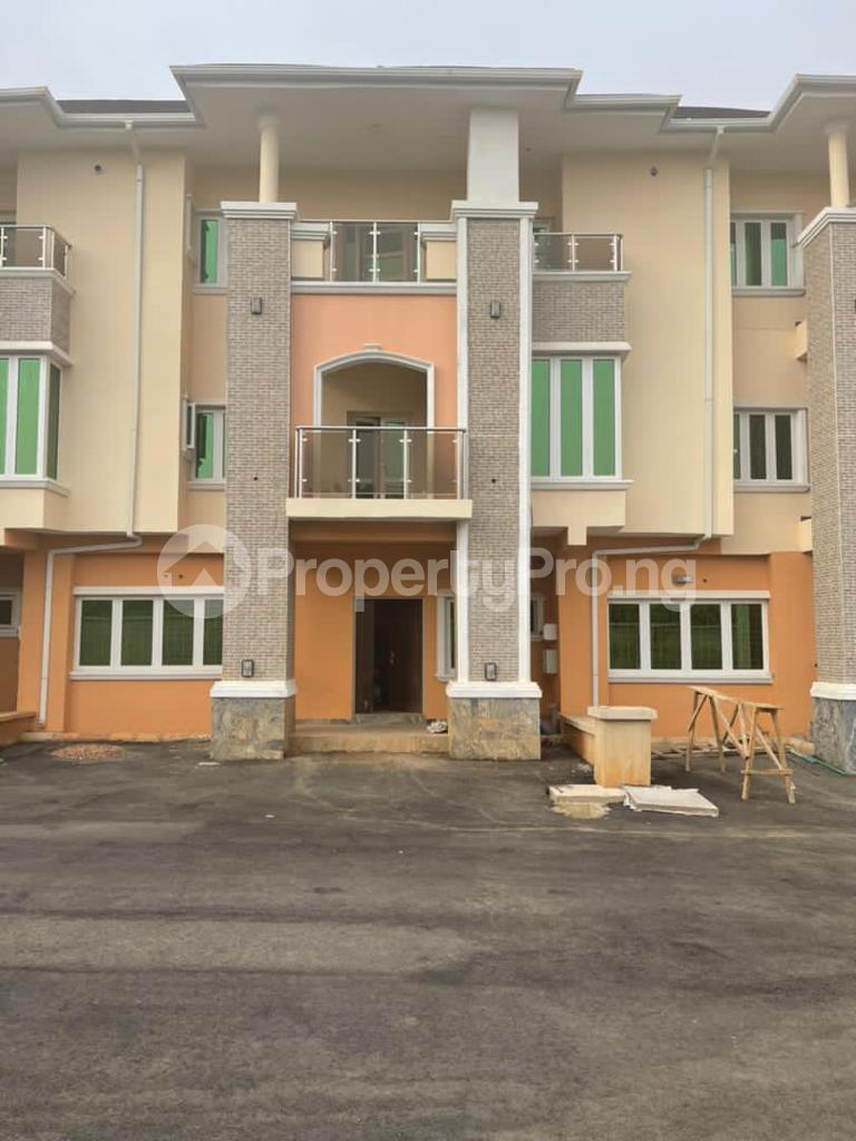 Terraced Duplex House for sale Close to Lake view apartment  Jabi Abuja - 1