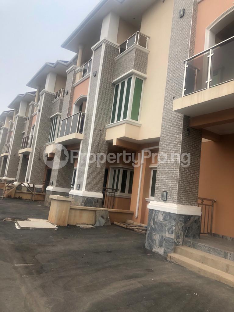 Terraced Duplex House for sale Close to Lake view apartment  Jabi Abuja - 0