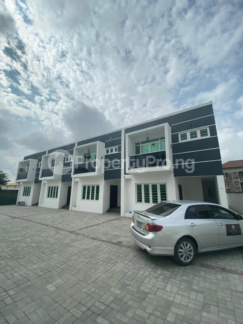 4 bedroom Terraced Duplex House for sale Agungi Lekki Lagos - 0