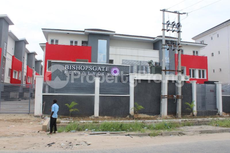 4 bedroom House for sale elegushi by third roundabout Ikate Lekki Lagos - 1