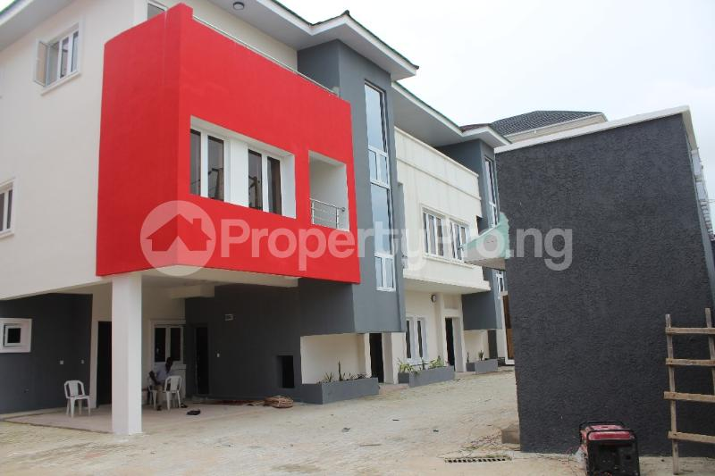 4 bedroom House for sale elegushi by third roundabout Ikate Lekki Lagos - 16