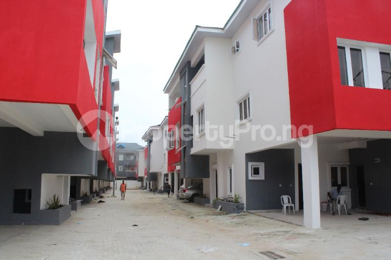 4 bedroom House for sale elegushi by third roundabout Ikate Lekki Lagos - 12