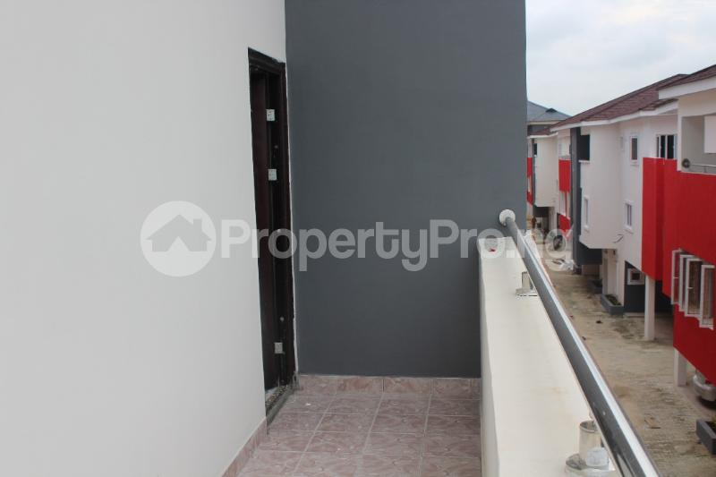 4 bedroom House for sale elegushi by third roundabout Ikate Lekki Lagos - 9