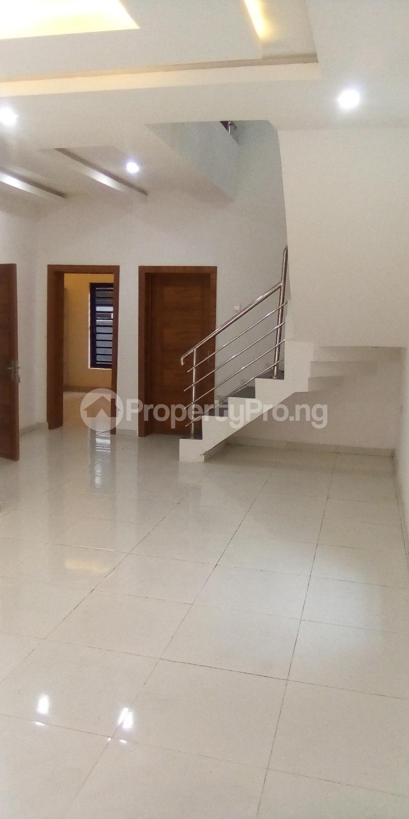 4 bedroom Terraced Duplex for rent Agungi Estate Agungi Lekki Lagos - 1
