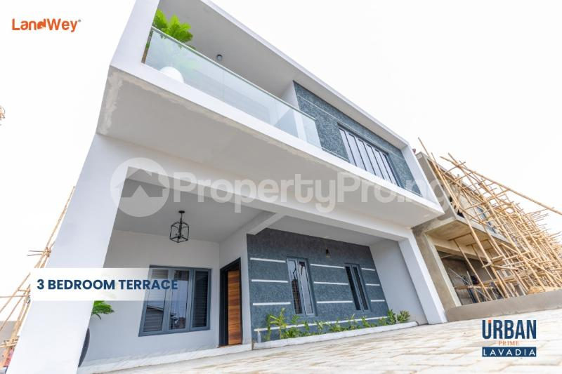 3 bedroom Terraced Duplex House for sale Ogombo Ajah Lagos - 5