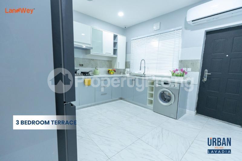 3 bedroom Terraced Duplex House for sale Ogombo Ajah Lagos - 11