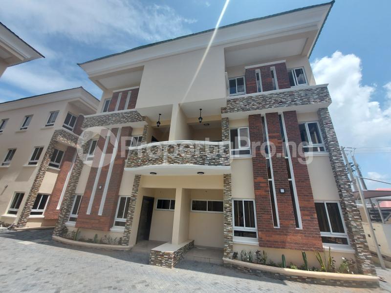 4 bedroom Terraced Duplex House for rent Chevron Drive chevron Lekki Lagos - 4