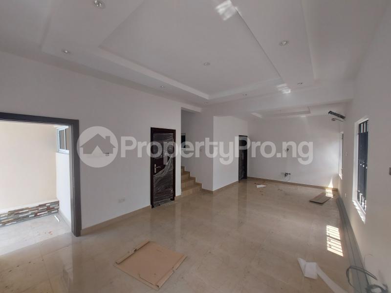 4 bedroom Terraced Duplex House for rent Chevron Drive chevron Lekki Lagos - 5