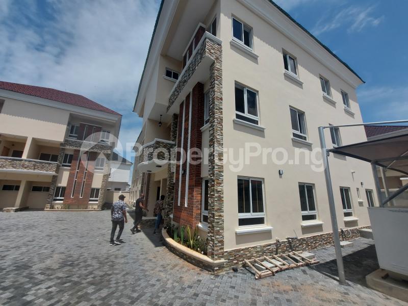 4 bedroom Terraced Duplex House for rent Chevron Drive chevron Lekki Lagos - 0