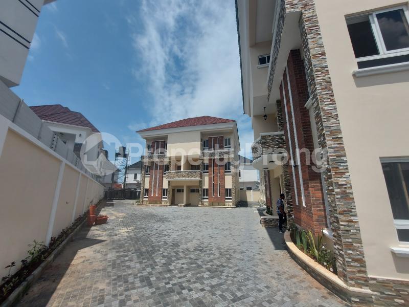 4 bedroom Terraced Duplex House for rent Chevron Drive chevron Lekki Lagos - 1