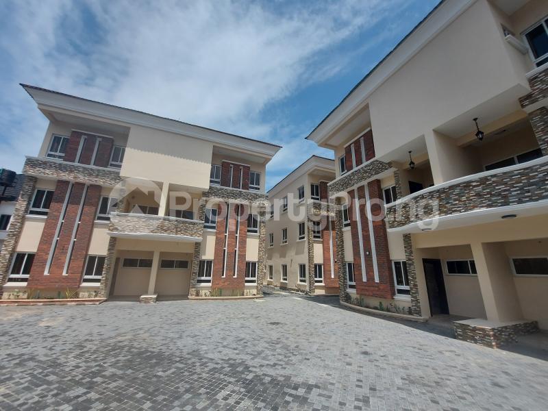 4 bedroom Terraced Duplex House for rent Chevron Drive chevron Lekki Lagos - 3