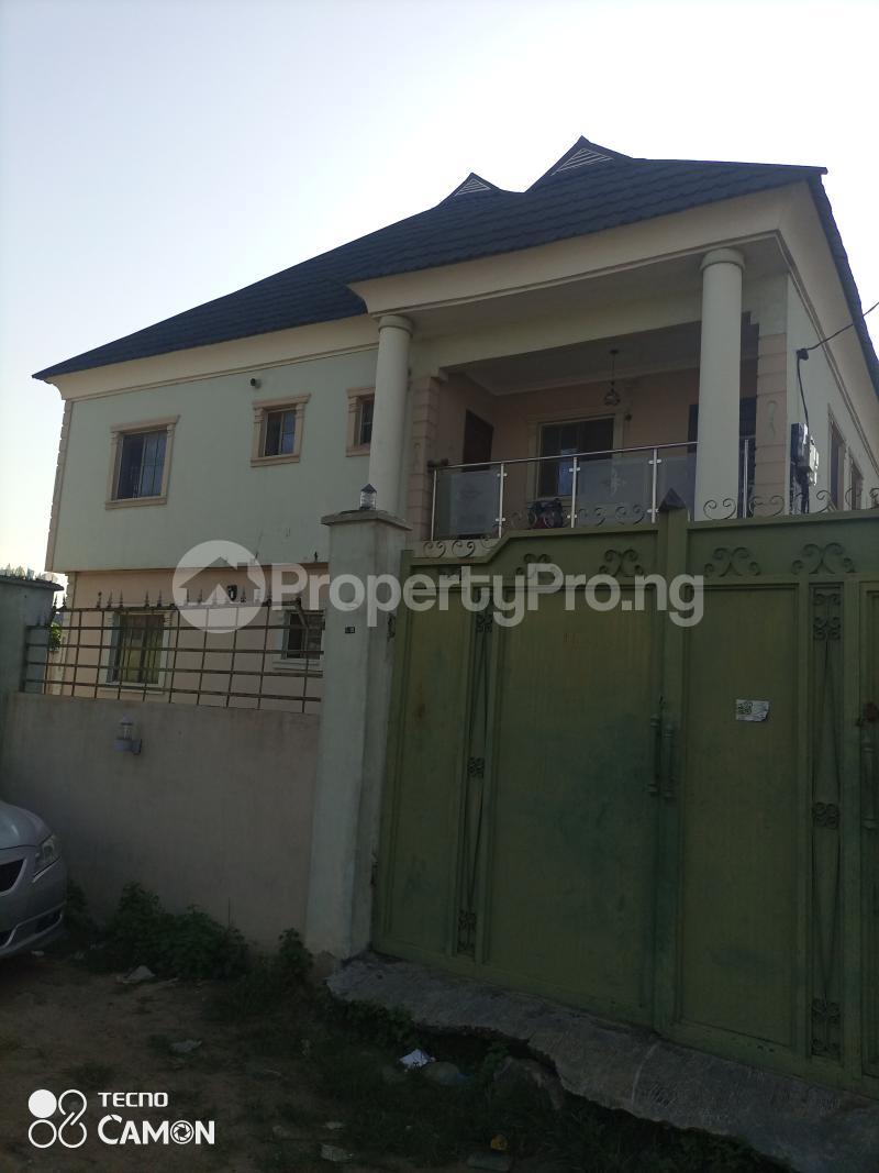 2 bedroom Blocks of Flats for sale Adegbose Estate Ebute Ikorodu Lagos - 0