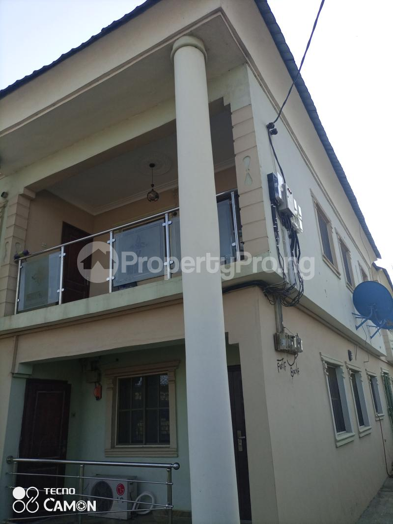 2 bedroom Blocks of Flats for sale Adegbose Estate Ebute Ikorodu Lagos - 9