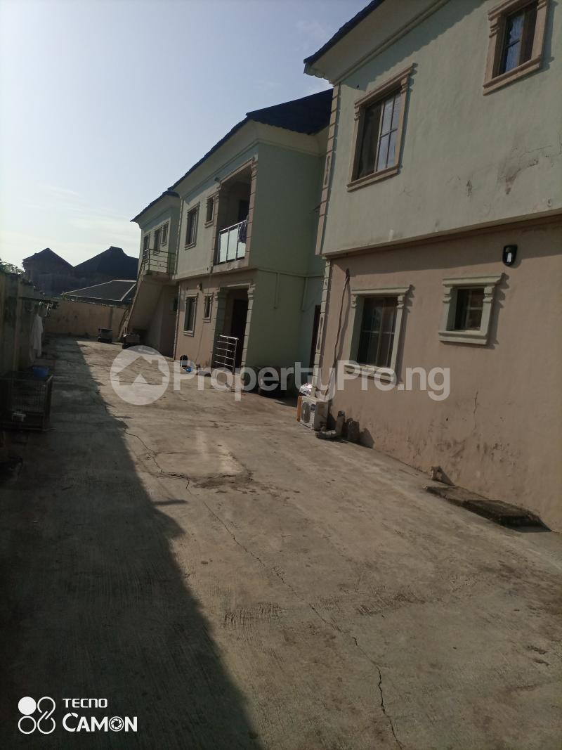 2 bedroom Blocks of Flats for sale Adegbose Estate Ebute Ikorodu Lagos - 12